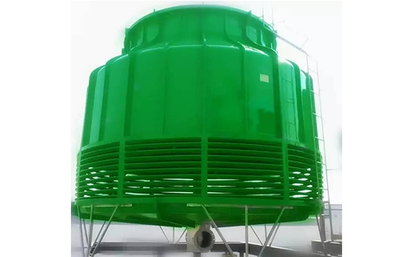 圆形逆流冷却塔