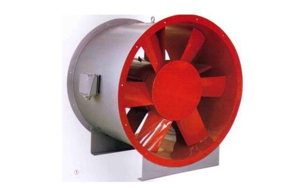 轴流消防排烟风机