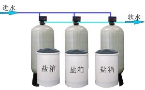 全自动软化水处理器