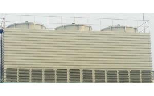 方形逆流冷却塔厂家